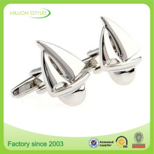 Hot Sale Souvenir Metal Plane Shaped Cufflink