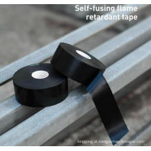 Fita auto-fusível retardadora de chamas