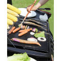 PTFE Reusable Heavy Duty BBq Liner ,Place On Top Of BBQ Grill