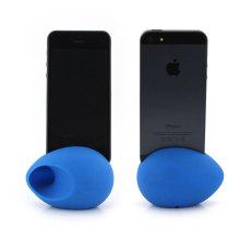 Factory Direct Sale Mini Multifunctional Silicone Mobile Phone Loudspeaker