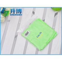 Tissu de nettoyage micro fibre [Fabriqué en Chine]