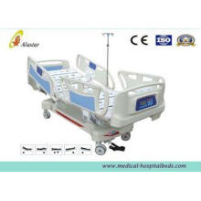 Luxurious Multi-function Hospital Electric Beds , ICU Hospi
