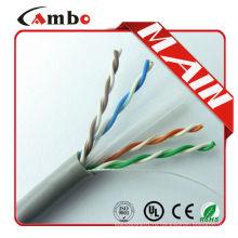 Китай производитель лучшие цены utp cat6 сетевые кабели 100% проверены на высокое качество