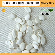 Cheap Price Snow White Pumpkin Seeds Colour White
