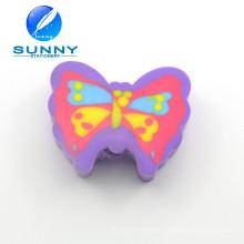 Butterfly Shaped Eraser for School Children