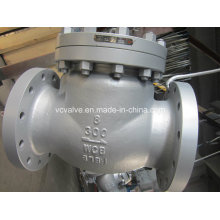 Swing Check Valve Wcb Flange End