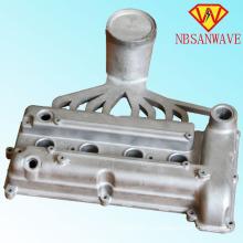 Cubierta de cabezal de cilindro de fundición a presión de aluminio