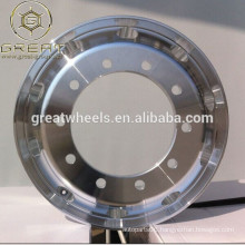 "china truck trailer 22.5x12.25 aluminum rims by forging, 22.5"" aluminum truck wheels                                                                         Quality Choice"