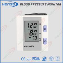 CE, разрешение FDA Тип монитора артериального давления типа запястья