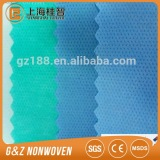 Polypropylene spunbonded nonwoven fabric SMS nonwoven fabric