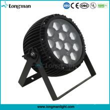 Alta potencia 12 * 15W RGBW Osram LED PAR Etapa de luz de la etapa