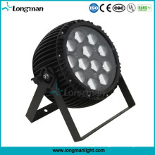 High Power 12*15W RGBW Osram LED PAR Zoom Stage Light