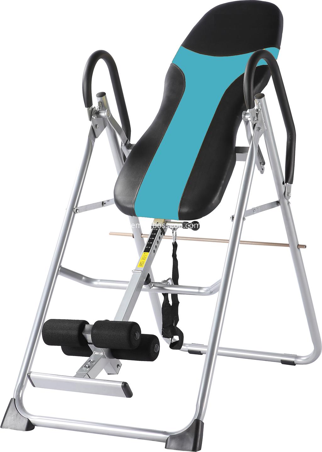 mini inversion therapy table
