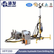 Hfp200 Máquina portadora portátil de alambre