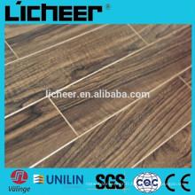 Plancher stratifié bon marché petite surface gaufrée