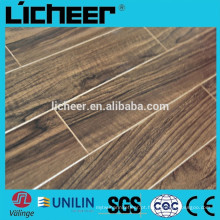 Piso laminado barato piso de superfície em relevo pequeno