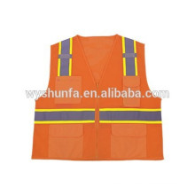 reflective safety vest provides High Visibility day & night for Running, Cycling, Walking etc