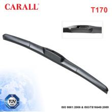 Lâmina de limpador híbrida universal T170 de 12 polegadas a 28 polegadas