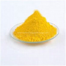 Pigment jaune moyen de chrome pour la peinture de voiture