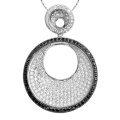 Vente en gros 925 bijoux en argent sterling Silver Dangle Pendants