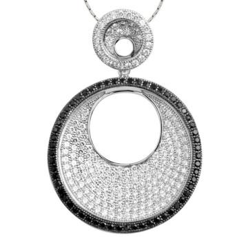 Hot Sales Micro Setting 925 Pendentifs en argent Pendentifs bijoux