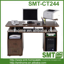 MDF/particle board computer table ordinary type hot sale
