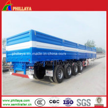 Top Open Side Wall abnehmbare LKW Semi Cargo Box Trailer