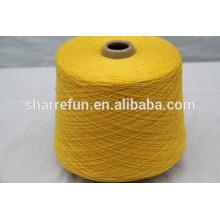 hilado de la mezcla de la cachemira de las lanas al por mayor de la fábrica 80/20 para hacer punto