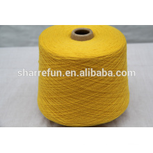 factory wholesale 26NM/2 woolen 100% cashmere knitting yarn