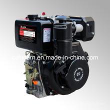 Motor diesel con eje de chaveta (HR186FA)
