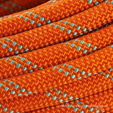 New Multicoloured Dupont Line Static Climbing Rope