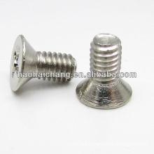 Special high-end brass hex socket head screws