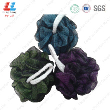 Dark style mixture sponge ball