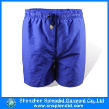 Shenzhen Garment Custom High Quality Blue Mens Shorts for Running