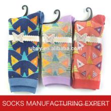 Women′s Causal Cotton Sock (UBM1063)