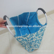 Recycled reusable 600d polyester promotional shopping bag