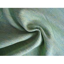 Tissus en maille de coton et de laine en laine