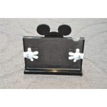 Mickey Mouse Schwarz Acryl Bilderrahmen