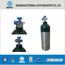 10L High Pressure Diving Aluminum Oxygen Cylinder (MT-6-10)