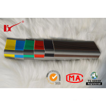 L Form PVC Dichtungsstreifen Schützen für Holzmöbel