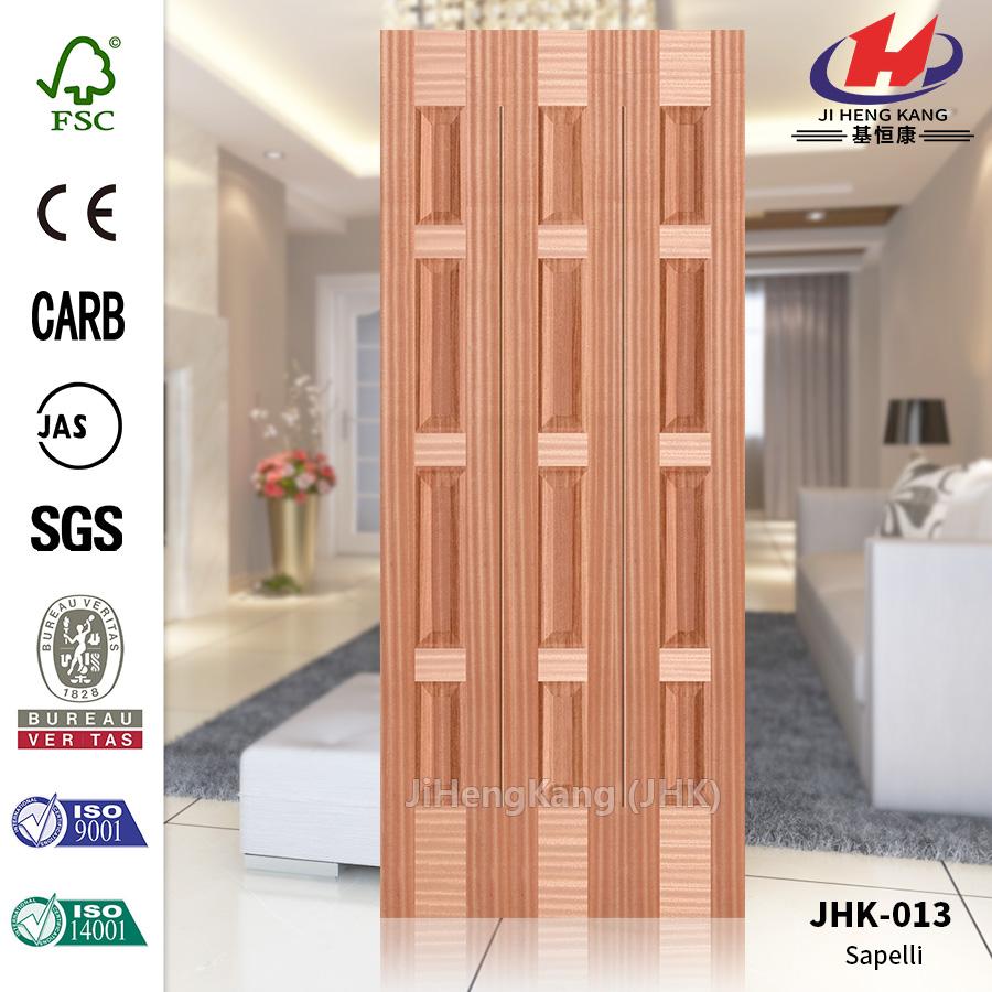 High Quality Natural Sapelli Door Skin