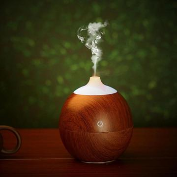 130ml USB Mist Humidifier Aroma Essential Oil Diffuser
