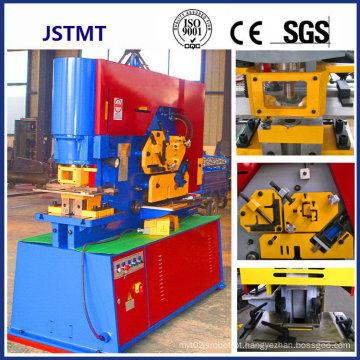Máquina do Steelworker, Ironworker de aço, máquina do Metalworker para o aço inoxidável (Q35Y-30)