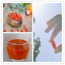 Ningxia High Quality Bio Goji Natursaft