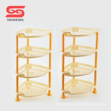Hot selling good quality useful bathroom shampoo rack for wholesale