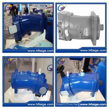 Motor hidráulico de alta presión para aplicaciones industriales