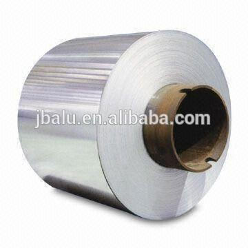 China full size aluminum foil coil price for insulation material