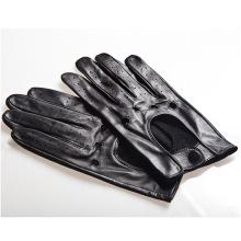 Herrenmode Ziegenleder Fahrerhandschuhe (YKY5190)