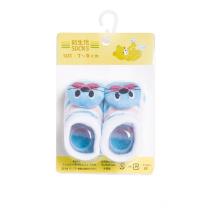 100% cotton lovely soft 3D baby socks