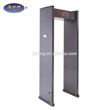 Detector de metais de quadro de porta de preço mais barato JH-1S